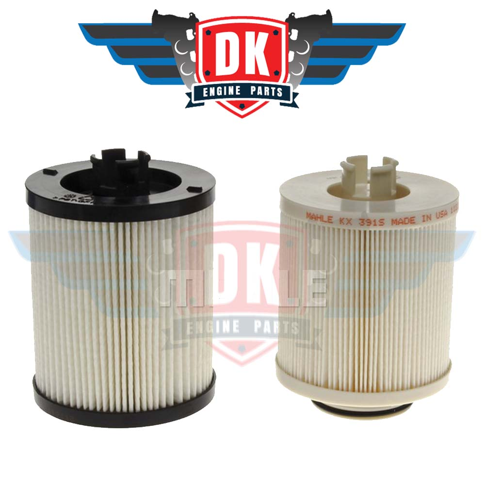 Fuel Filter - KX391S - Mahle