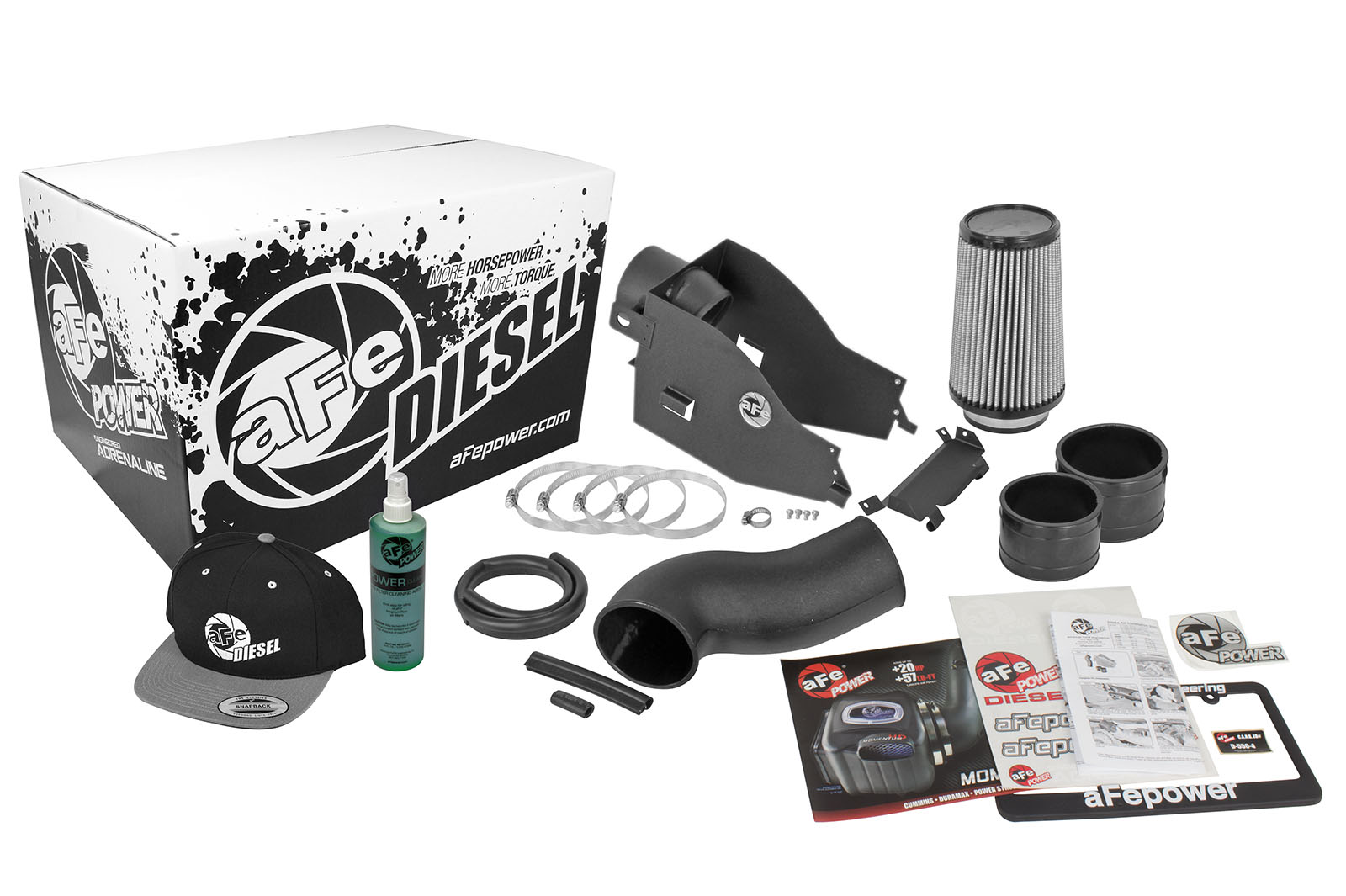 Pro DRY S Stage-2 Intake System - 51-10062-E - aFe Power