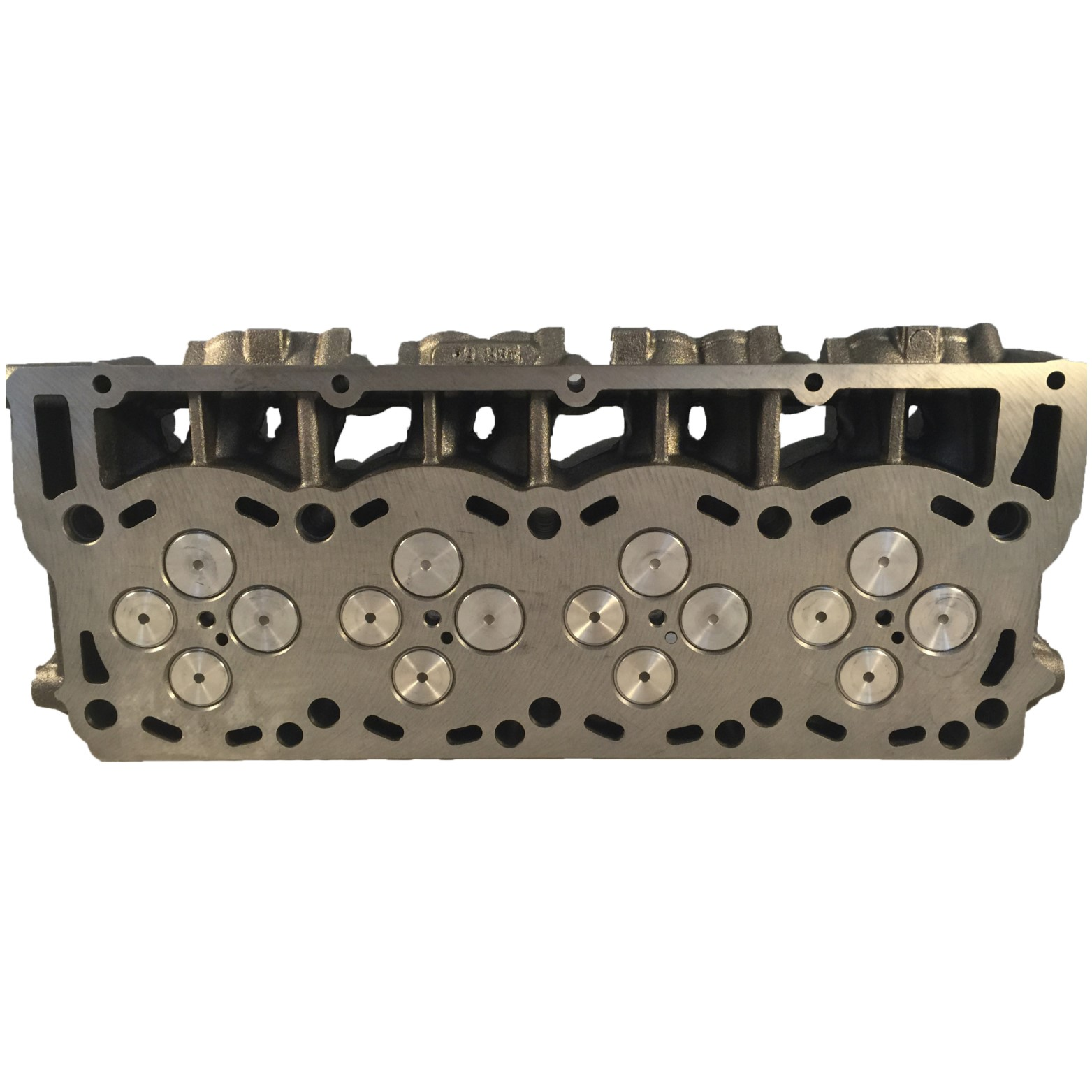 Brand New Cylinder Head Complete with Valve Train Components - DK-FD6.4Loaded - DK Engine Parts