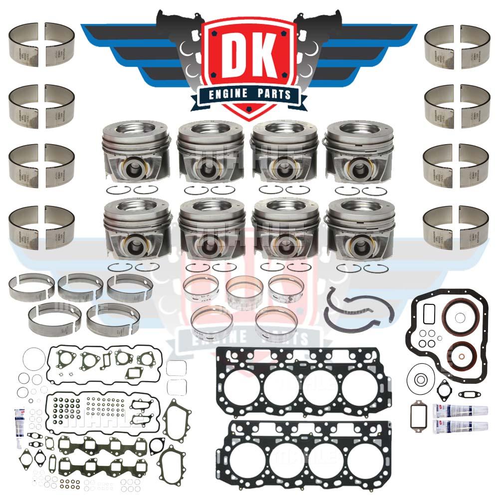 Engine Rebuild Kit - 789-1011 - Mahle