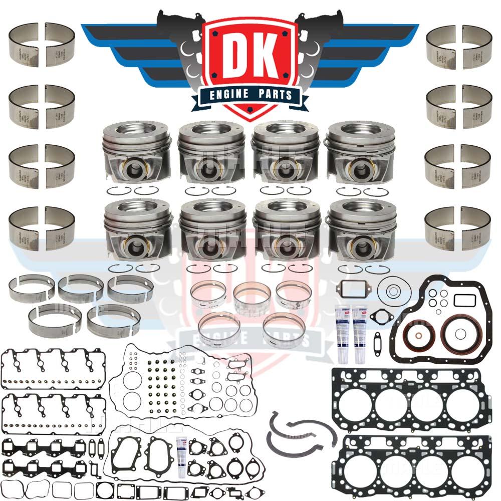 Engine Rebuild Kit - 789-1012 - Mahle