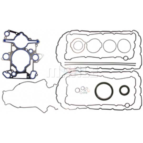 New Front Cover Assembly with Gaskets - Ford Powerstroke 6.0L - 2003-2004.6