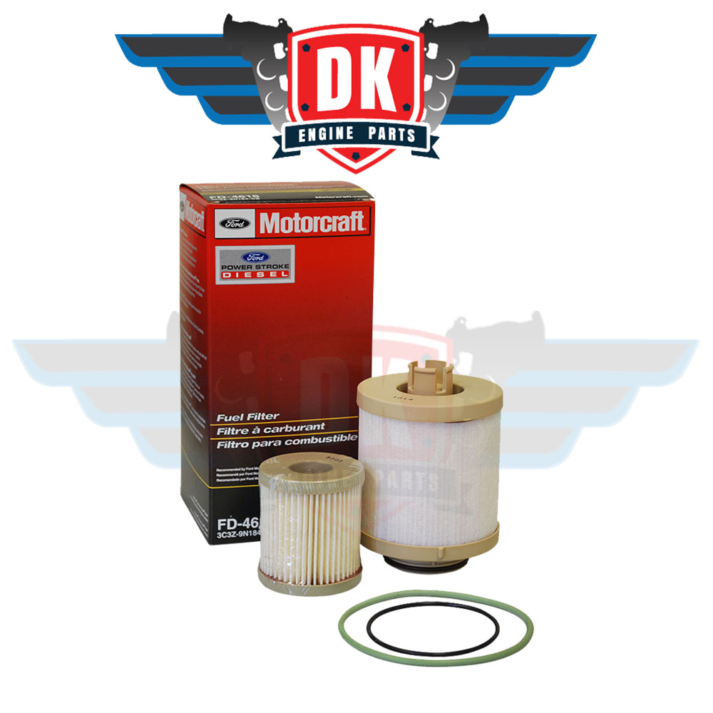 Fuel Filter - FD-4616 - Ford