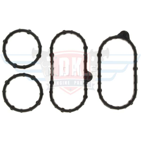 Engine Oil Pan Gasket Set Lower Mahle OS32434
