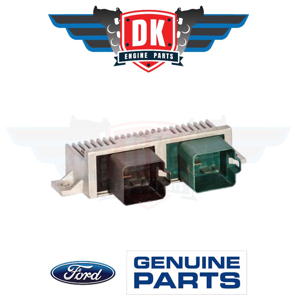 Glow Plug Control Module - YC3Z-12B533-AA - Ford