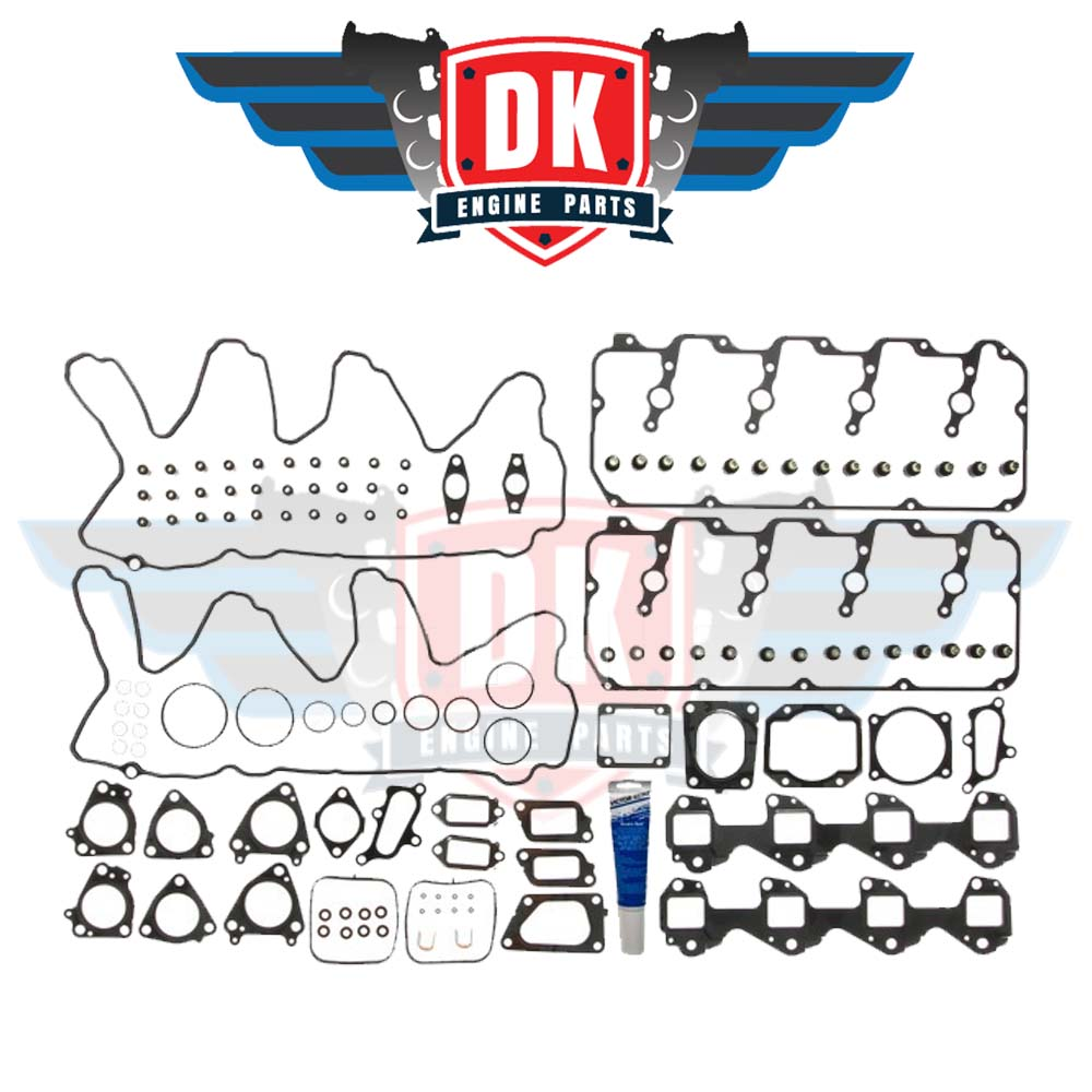 Head Gasket Set - HS54580C - Mahle