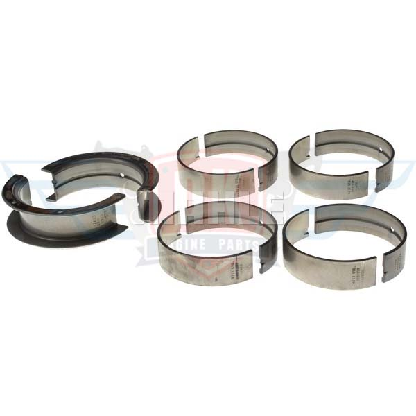 Main Bearing Set - MS-2034P - Mahle