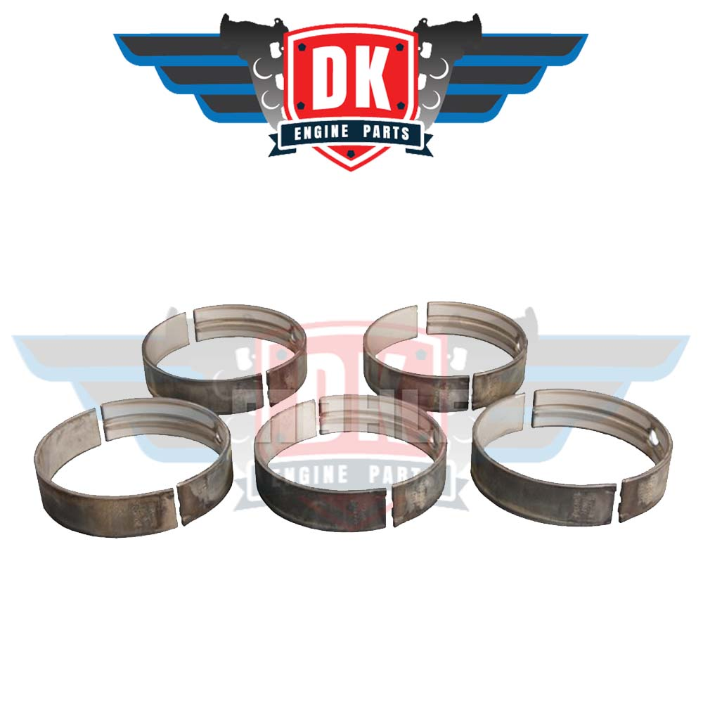 Main Bearing Set (High Performance) - MS-2218H - Mahle