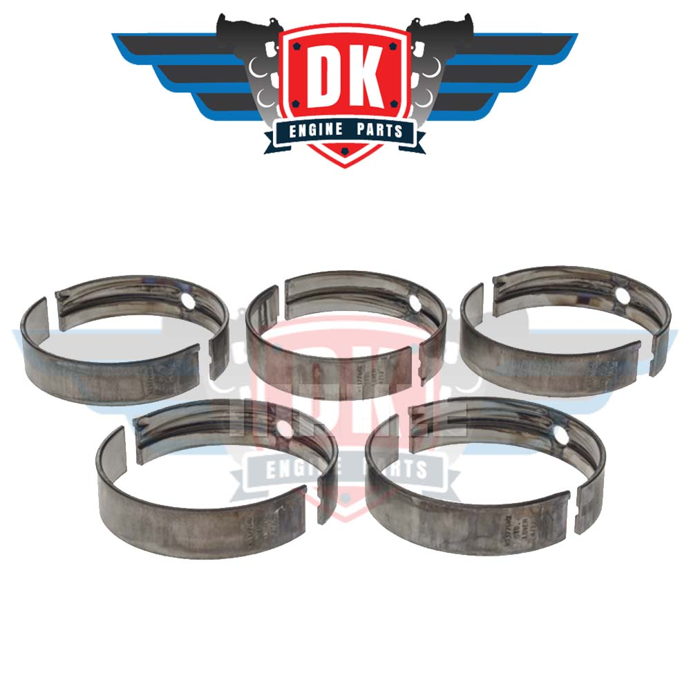Main Bearing Set (High Performance - .001in Extra Oil Clearance) - MS-2218HX - Mahle