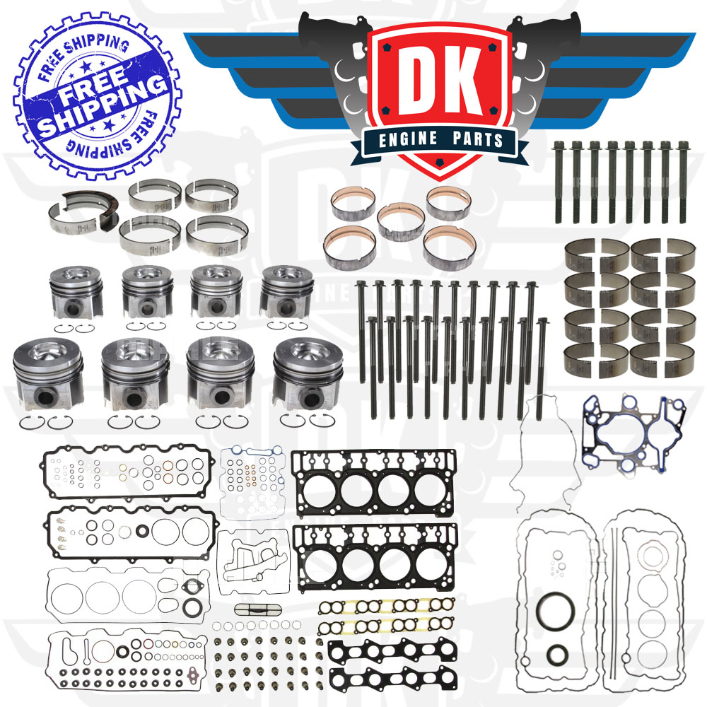 Engine Rebuild Kit - 489-1033 - Mahle