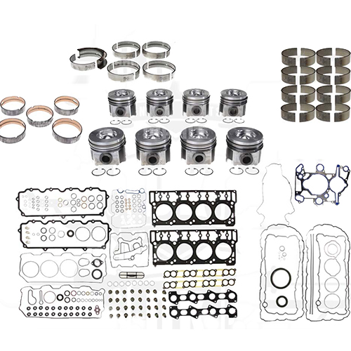 Engine Rebuild Kit (18mm) - 789-1009 - Mahle