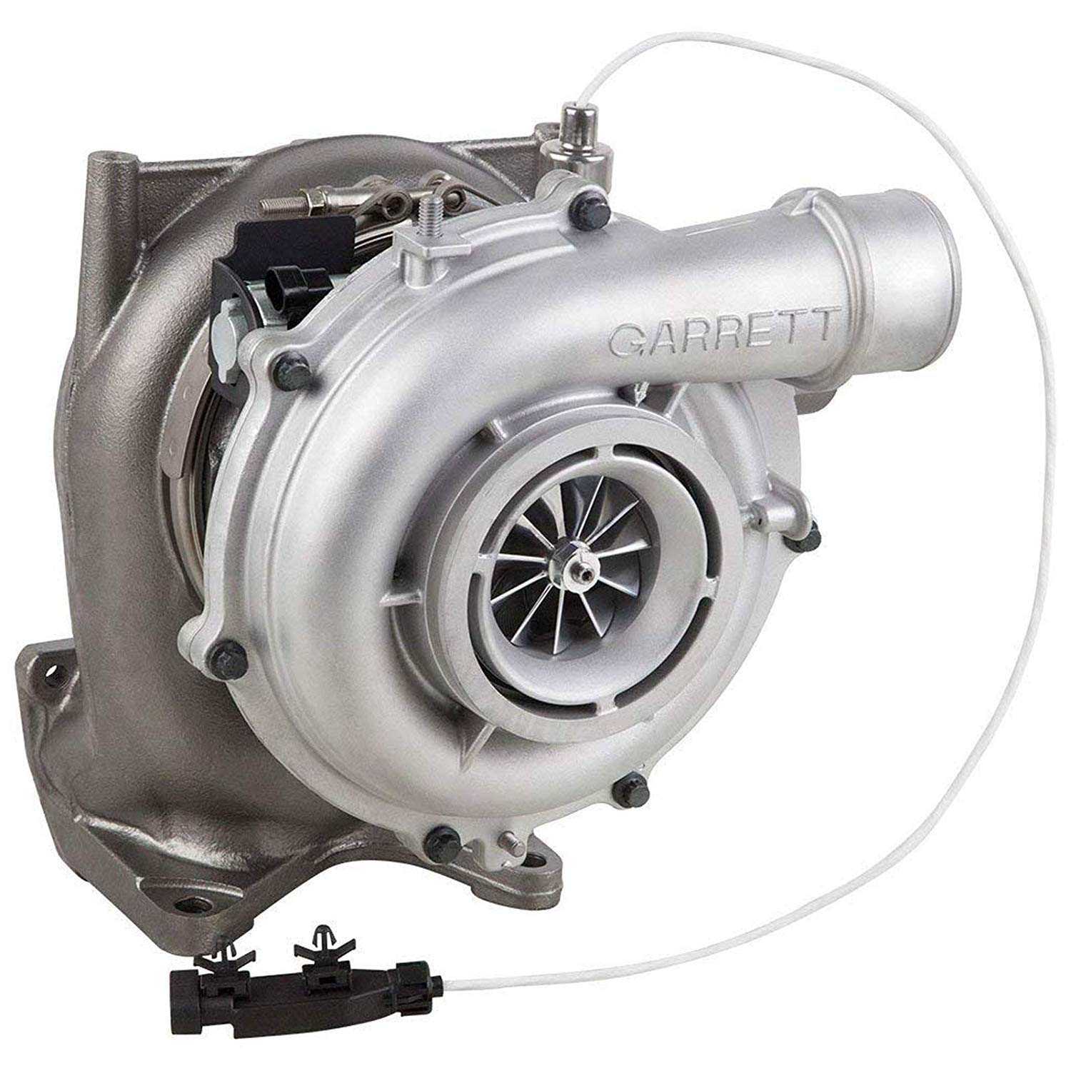 Pure Power Remanufactured GMC Chevy Duramax 6.6L Turbocharger 2500 3500 - FULLY TESTED Turbo - DK Engine Parts (LLY 2004.5-2006.5)