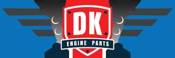 DK Engine parts logo